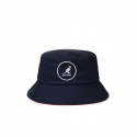 캉골(KANGOL) COTTON BUCKET 2117 NAVY