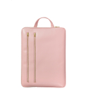 흠디자인(HMM) 안테나샵  IT BRIEF BAG 2 ZIP_Baby pink