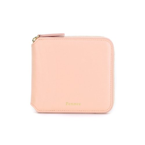 페넥(FENNEC) Zipper Wallet 029 Peach