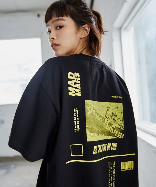 매드마르스(MADMARS) CODED T-SHIRTS