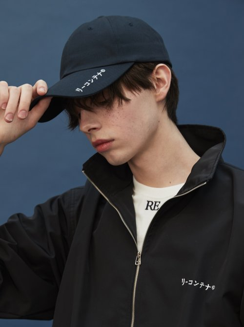 리플레이컨테이너(REPLAY CONTAINER) recon cap (dark navy)