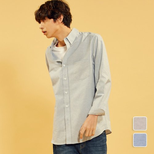 언리미트(UNLIMIT) Linen Shirts (U18ATSH06)