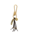 BR FEATHER KEY RING
