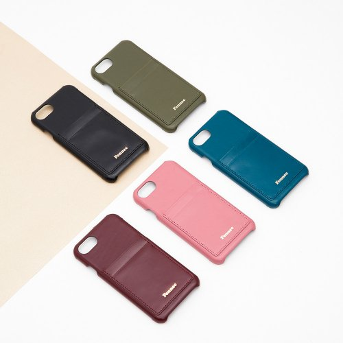 페넥(FENNEC) Leather iPhone7/8 Card Case