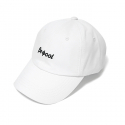 비쿨() BeCool LOGO 6P CAP White