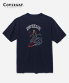 S/S SURFER MAN TEE NAVY