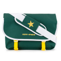 핍스(PEEPS) essential messenger bag_vivid edit(vivid green)