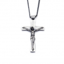 아벤투라() 아벤투라 18AN-01 Avventura Cross Jesus necklace