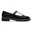 T-Strap LoaferBlack