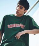 카멜워크(CAMEL WORK) Full Logo S/S T-Shirts(Green)