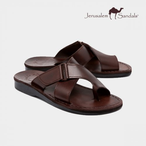 예루살렘 샌들(JERUSALEM SANDALS) NO.21 ASHER_BROWN