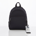 스트레치 엔젤스() [N.E.O] Basic zipper pocket backpack S (Black)