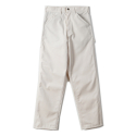 "스탠레이(STANRAY) Sigle Knee Painter Pants Lot 1154 ""Natural Drill"""