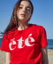 LT ETE T-SHIRT(RED)