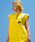 씨오엠이(COME) [UNISEX] Life Vest (Yellow)