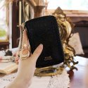 디랩(D.LAB) Twinkle Zipper Wallet - Black