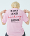 RUST AND BONE TEE (Light Pink)
