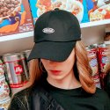 유니온 오브제() UNION BASIC LOGO BALLCAP - BLACK