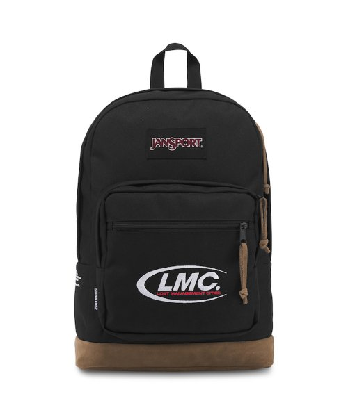 엘엠씨(LMC) LMC FOR JANSPORT RPSS BACKPACK black