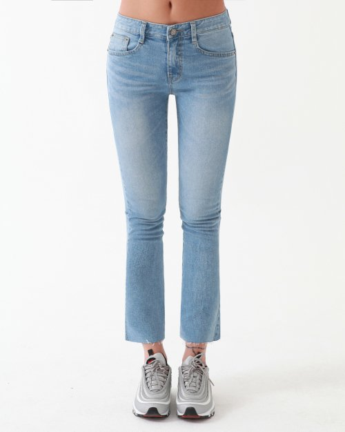 밀리언코르(MILLIONCOR) [CONA 9015] Light Brushed Jean