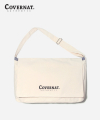 AUTHENTIC LOGO MAIL BAG IVORY
