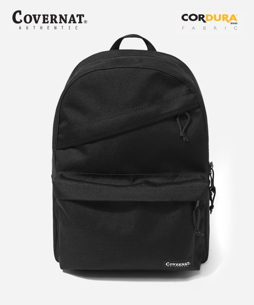 커버낫(COVERNAT) CORDURA DAY PACK BLACK