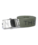 디스이즈네버댓(THISISNEVERTHAT) CP WEB Belt Olive