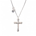 에이징씨씨씨() 351 ROSE CROSS NECKLACE