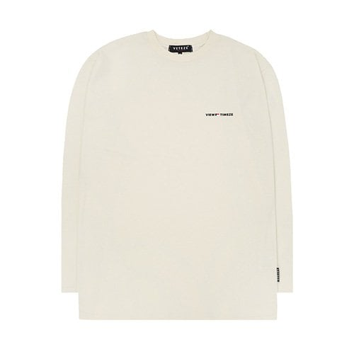 베테제(VETEZE) Time Long Sleeve (ivory)