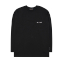 베테제(VETEZE) Time Long Sleeve (black)