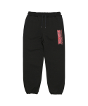 디스이즈네버댓(THISISNEVERTHAT) M-Logo Sweat Pant Black