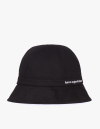 EXPLORER BUCKET HAT BLACK