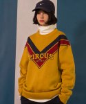 메인부스(MAINBOOTH) Finale Sweater(YELLOW)