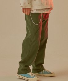 5P20 (regula fit pants green)