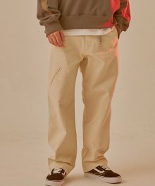 5P21(regula fit pants beige)