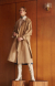 누보텐(NUVO10) cotton gabardine trench coat