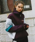 [UNISEX] RETRO WINDBREAKER_VIOLET