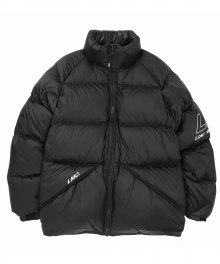 LMC LIGHT DOWN PARKA black
