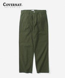FATIGUE PANTS OLIVE