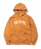 ARCH YOUTHFUL HOODIE-ORANGE