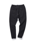 오제(OJEH) Loosefit sweat pants - Black