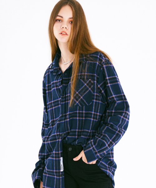매드마르스(MADMARS) ORIGINAL CHECK SHIRTS