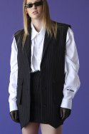 이에스씨 스튜디오(ESC STUDIO) Pocket vest (stripe)