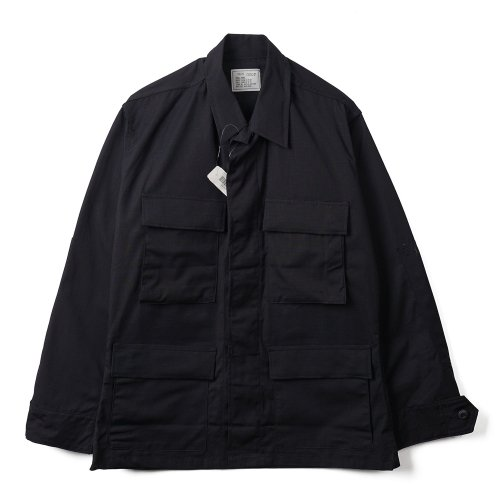 "와이엠씨엘케이와이(YMCL KY) US ARMY B.D.U Jacket Black 357 ""Dead Stock"""