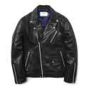 마하그리드() W RIDERS JACKET(LAMBSKIN) BLACK(MG1IFMJ280A)