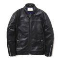 마하그리드() SINGLE RIDERS JACKET(LAMBSKIN) BLACK(MG1IFMJ281A)