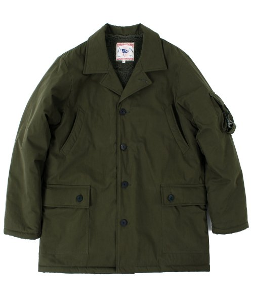 비디알(VDR) AL-1 FLIGHT JACKET [Khaki]