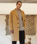 로얄위() ROYAL HANDMADE COAT BEIGE