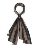 와일드 브릭스(WILD BRICKS) HBT STRIPE SCARF (grey)