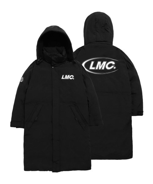 엘엠씨(LMC) LMC CO TEAM PADDED LONG PARKA black